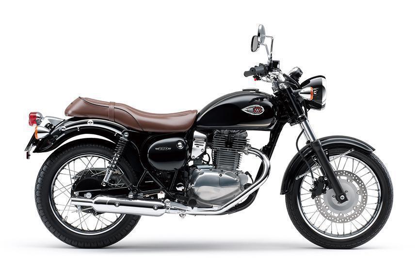 Harga Motor Klasik Kawasaki Terbaru Kawasaki W250 SE