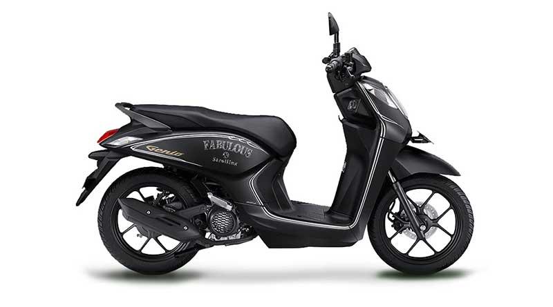 Motor Matic Terbaru Honda Genio