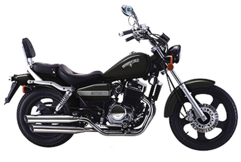 motor retro benelli iims motobike