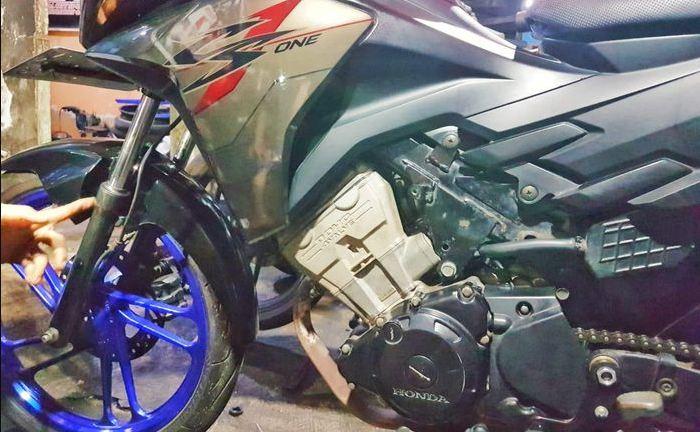 Mesin Honda CS1