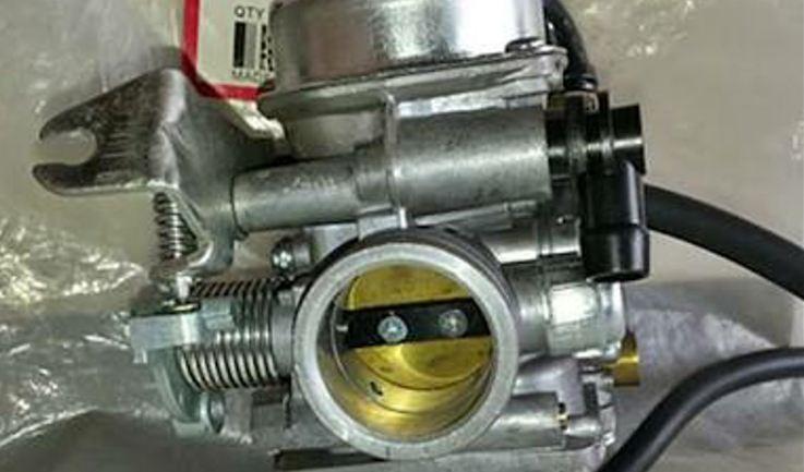 Penyebab Motor Matic Mati Mendadak Karburator