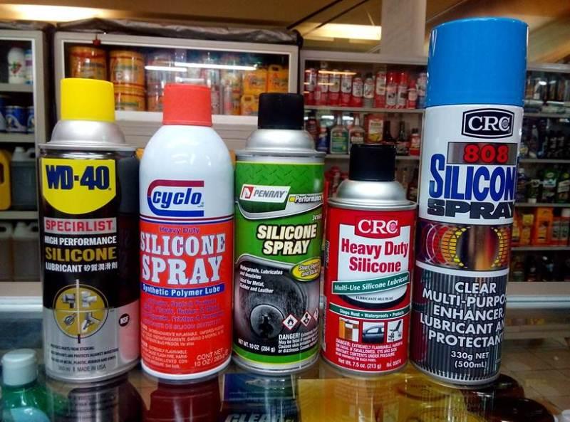 Cara Menghitamkan Ban Motor Silicon Spray