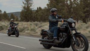 Cara Mengendarai Motor Harley Davidson