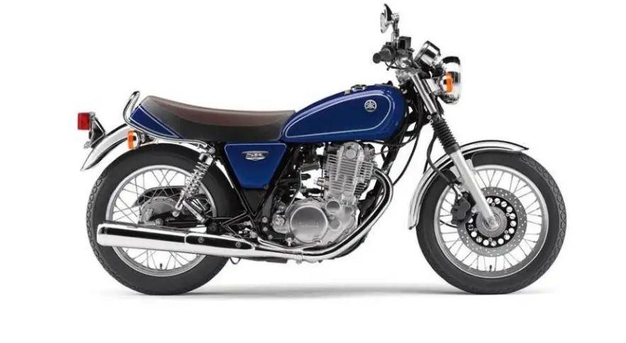 Moge Klasik Yamaha SR400