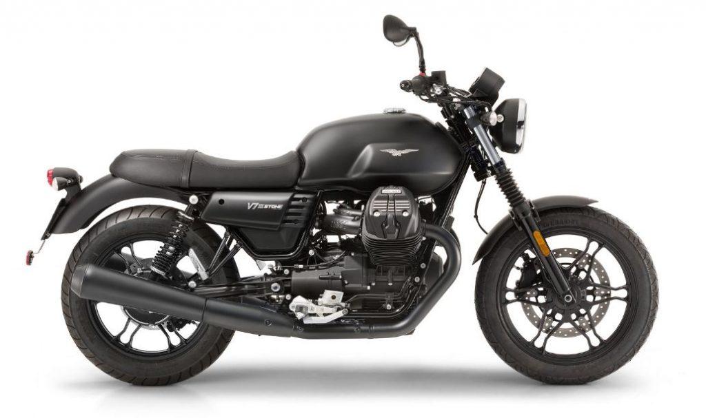 Moge Klasik Moto Guzzi V7