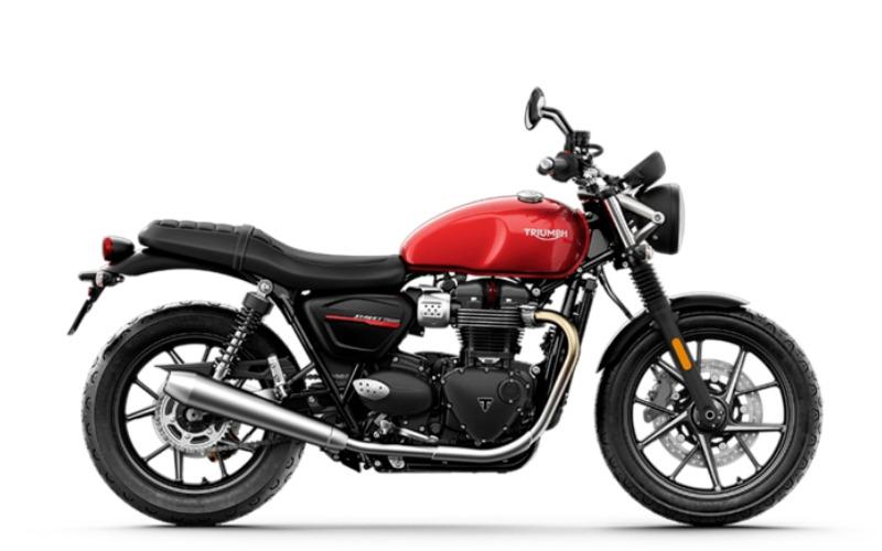 Triumph Street Twin IIMS Motobike