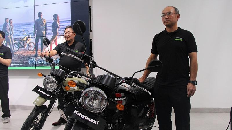 Kawasaki W175 TR 003