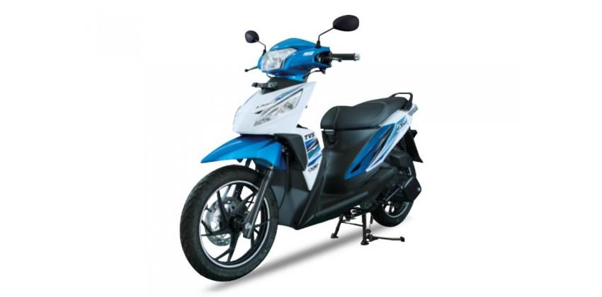 Motor Matic Terbaru dan termurah TVS Dazz