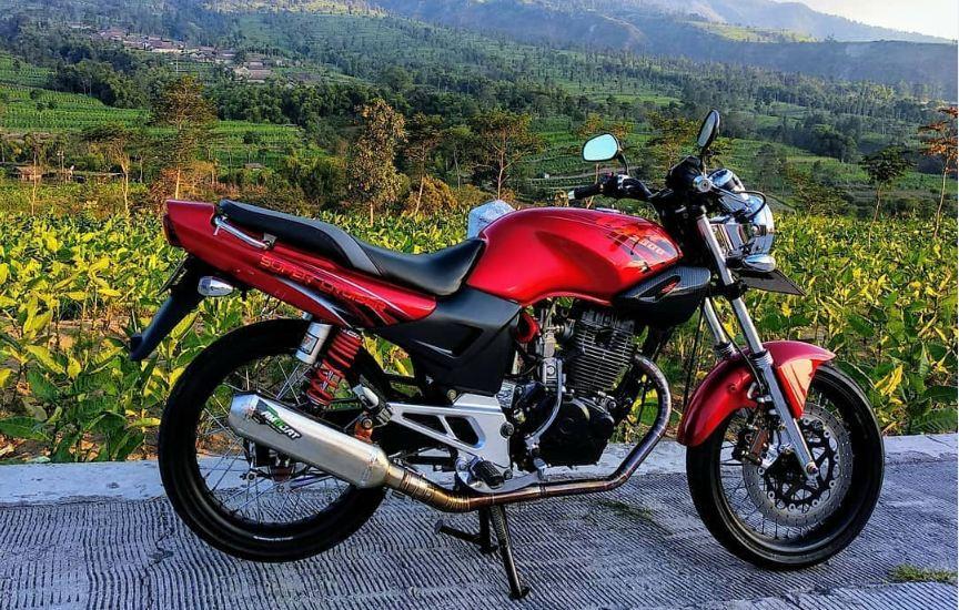 Honda Tiger 2000
