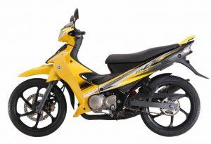 Modifikasi Yamaha 125Z