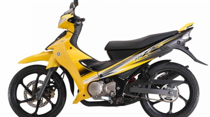 Modifikasi Yamaha 125Z