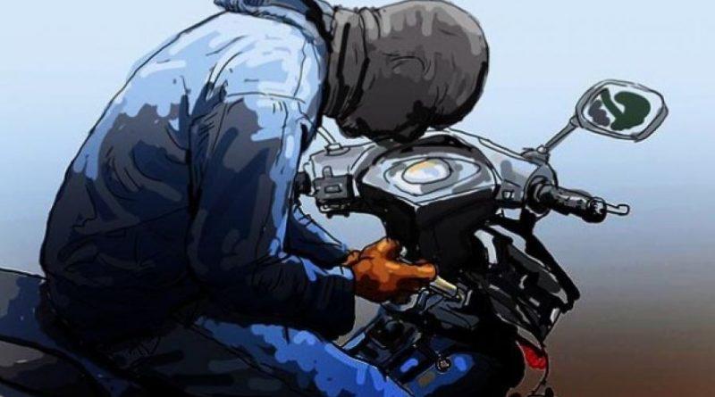 Cara Melacak Motor Hilang