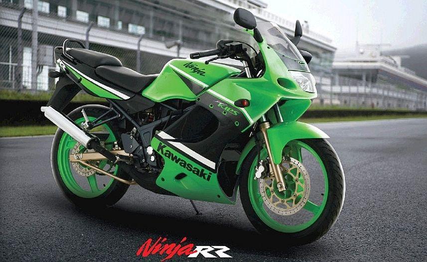 Kawasaki-Ninja-150-RR