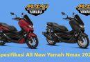 Spesifikasi All New Yamaha Nmax 2020, Kian Modern dan Bertenaga