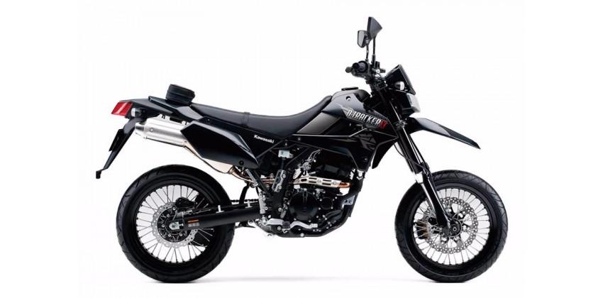 Motor Supermoto Terbaru dan Terbaik Kawasaki D-Tracker X