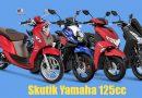 4 Skutik Yamaha 125cc Harga Mulai Rp 19 Jutaan, Pilih yang Mana?
