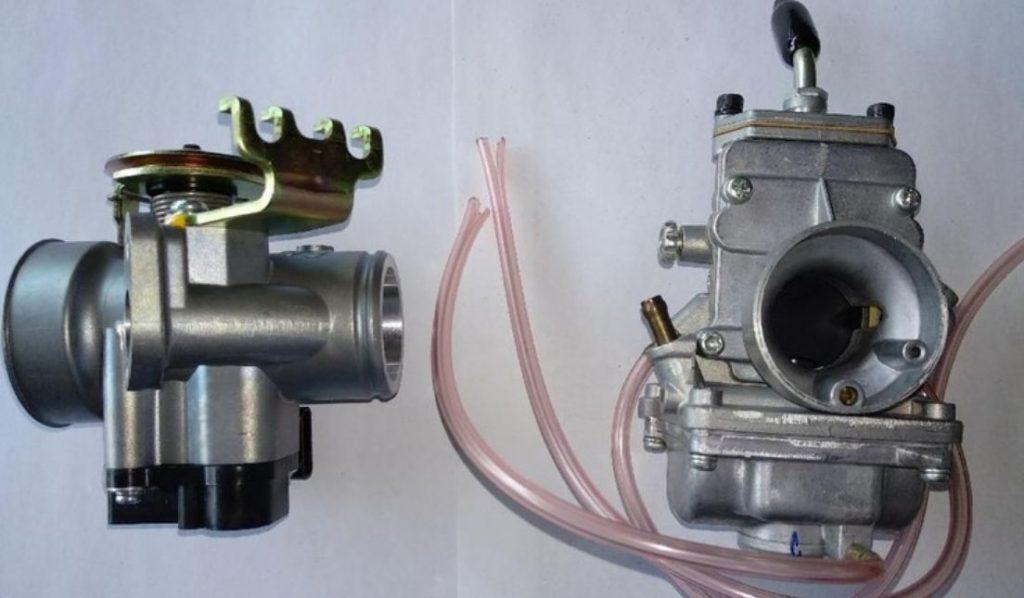 Perbedaan karburator dan injeksi