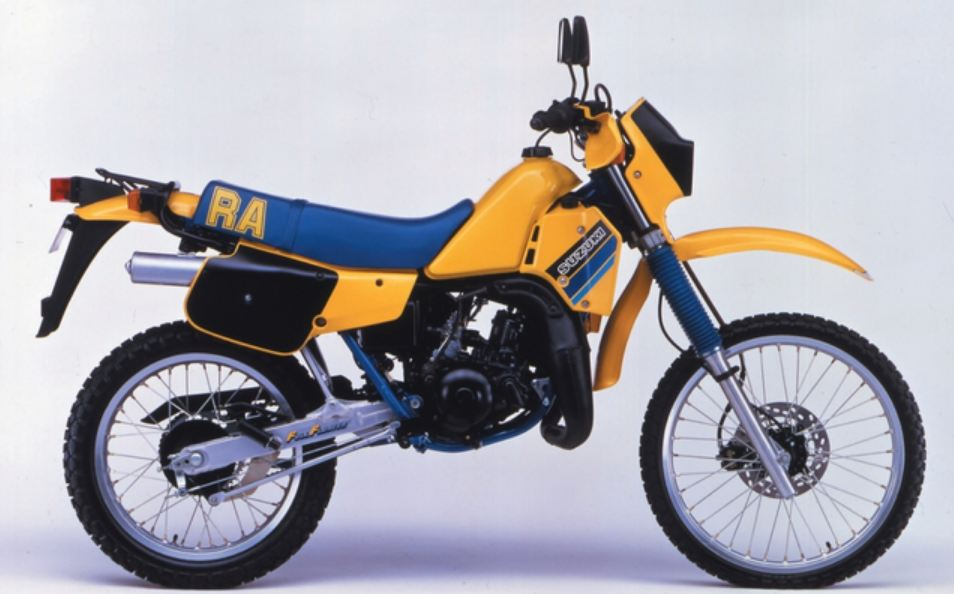 Suzuki RA 125