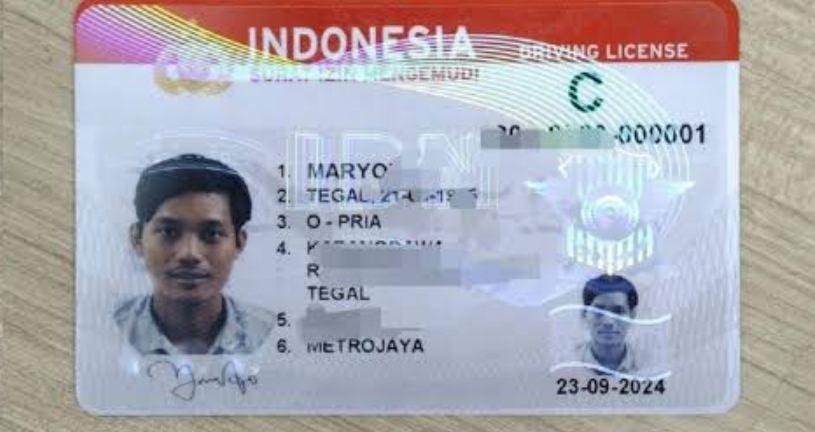 Tata Tertib Lalu Lintas SIM C Terbaru