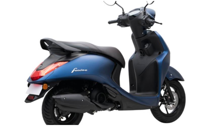 Spesifikasi Yamaha Fascino 125 01