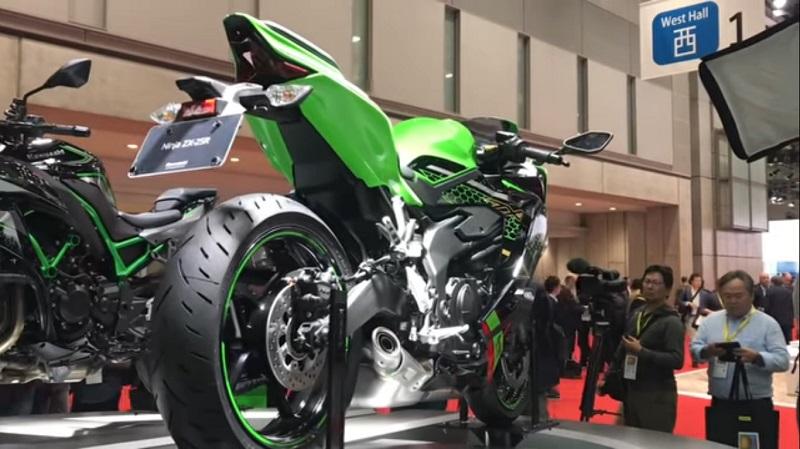 bocoran harga Kawasaki Ninja ZX-25R