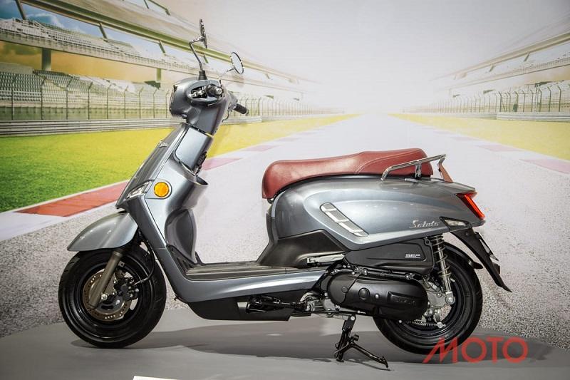 Spesifikasi Suzuki Saluto 125 003