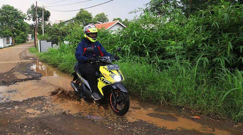 kelebihan Suzuki Nex 2 Cross