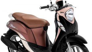 Warna Yamaha Fino 006