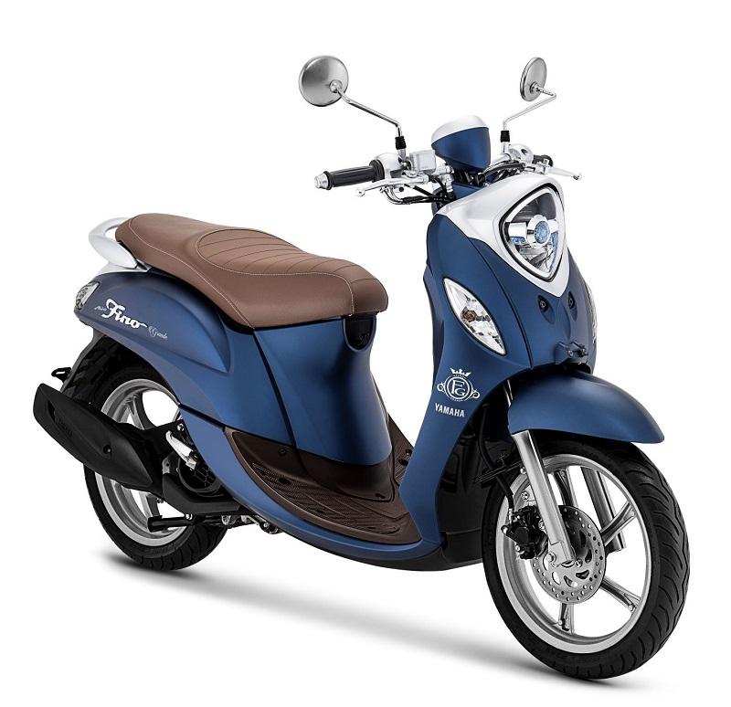 Warna Yamaha Fino 004