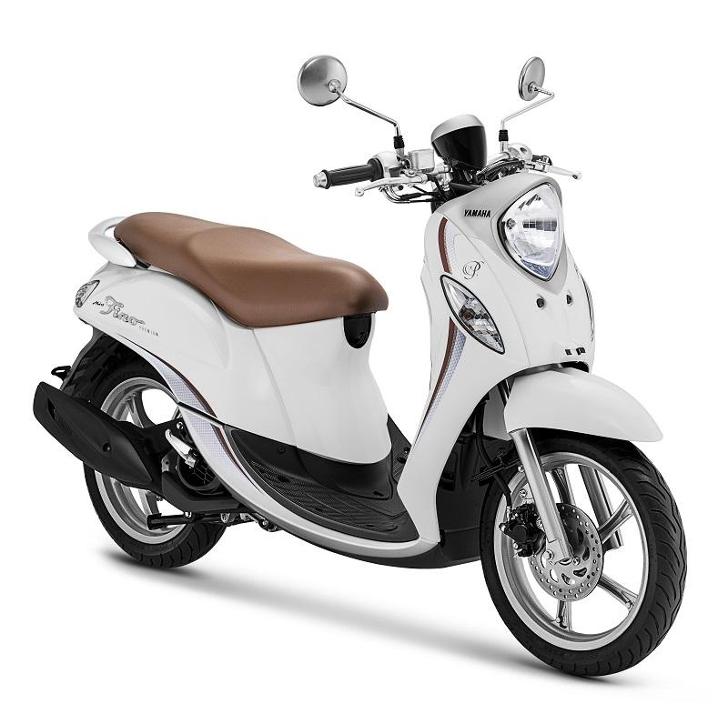 Warna Yamaha Fino 003
