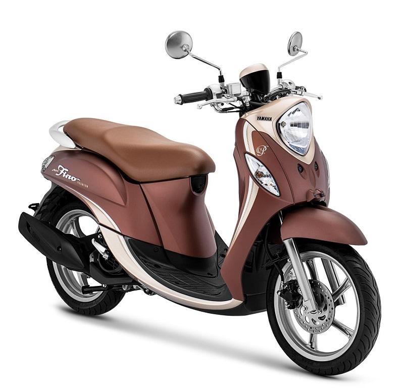 Warna Yamaha Fino 002