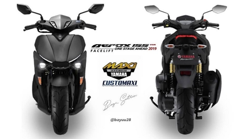 bocoran all new yamaha aerox