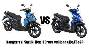 komparasi-motor-matik-murah;-suzuki-nex-ii-cross-vs-honda-beat-esp