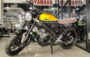 Yamaha XSR 155 60th 002