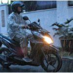 Penyebab motor mati saat hujan, berikut solusinya!