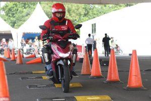 test ride honda beat 2020