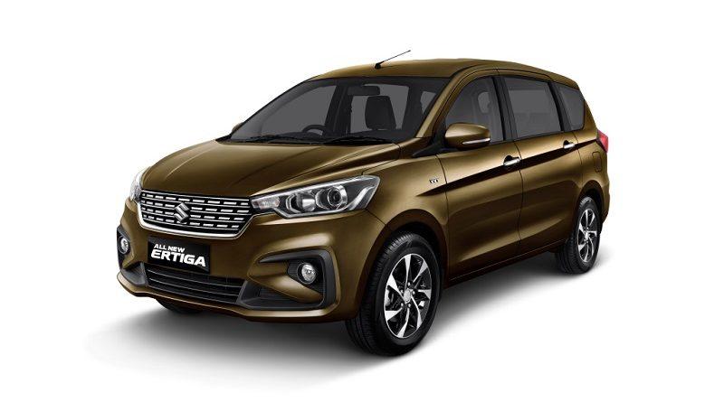 Fakta Suzuki All New Ertiga