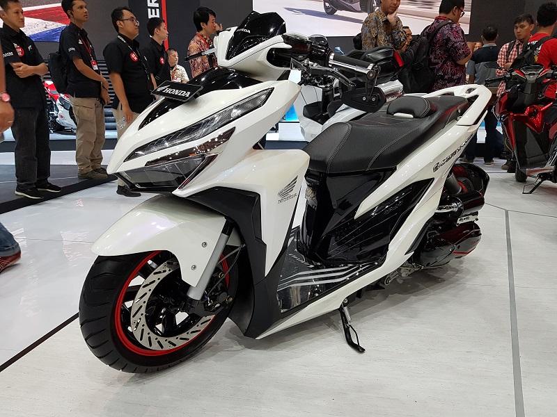 Modifikasi Honda Vario 150 006