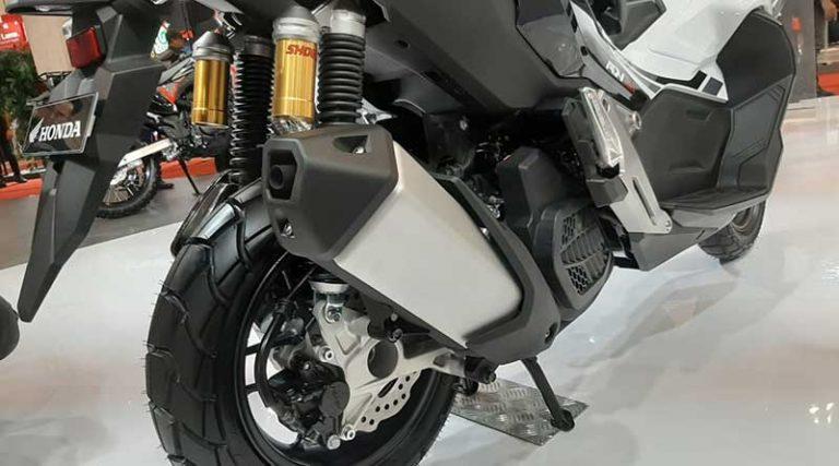 Honda X ADV 150 Rilis di GIIAS Nih Penampakannya
