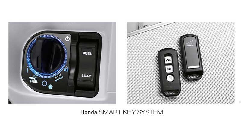 sistem keyless PCX 150