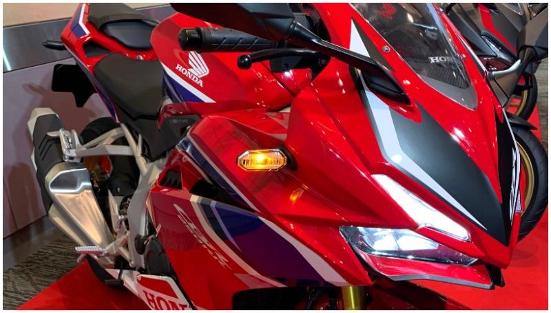 Bocoran Honda CBR250RR 001