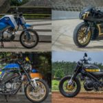 modifikasi yamaha xsr 155 yard built