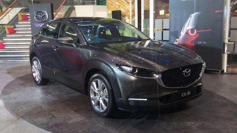 Spesifikasi Mazda CX 30 001