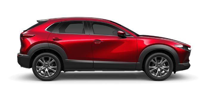 Spesifikasi Mazda CX 30 006