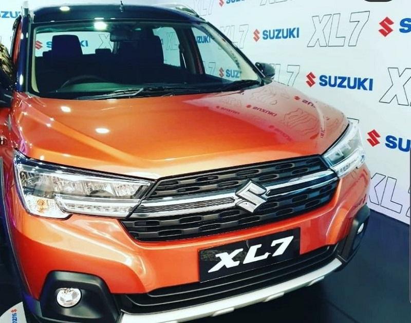 Harga Suzuki XL7 Indonesia