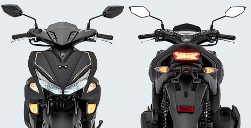 Yamaha Aerox S Version 002