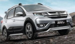 Honda BR V Edit