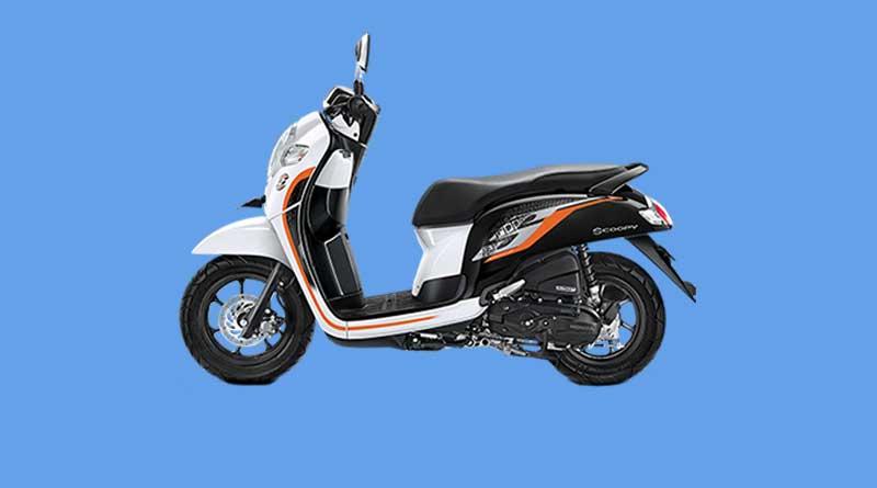 Perbandingan Harga Tunai Dan Kredit Dari Honda Scoopy Sporty