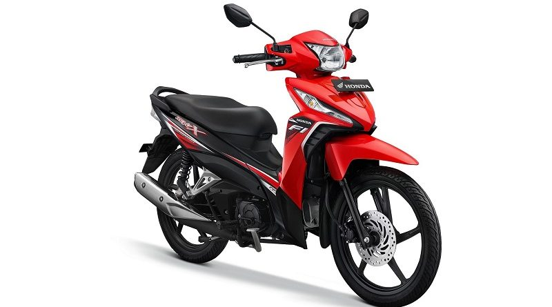 Warna baru Honda Revo