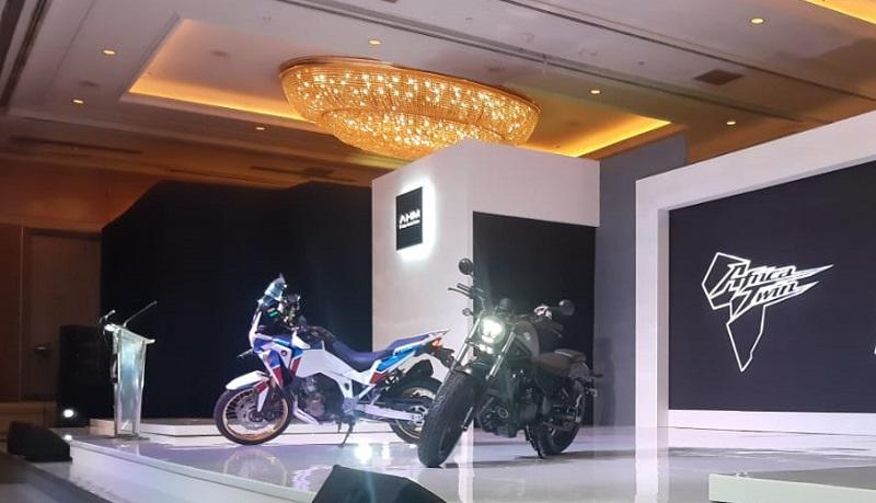 Honda Rebel Terbaru Dikendarai Marquez